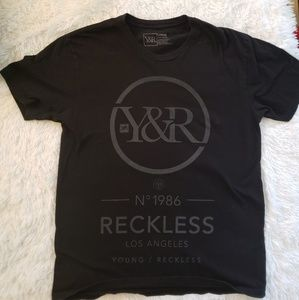 YOUNG AND RECKLESS TSHIRT